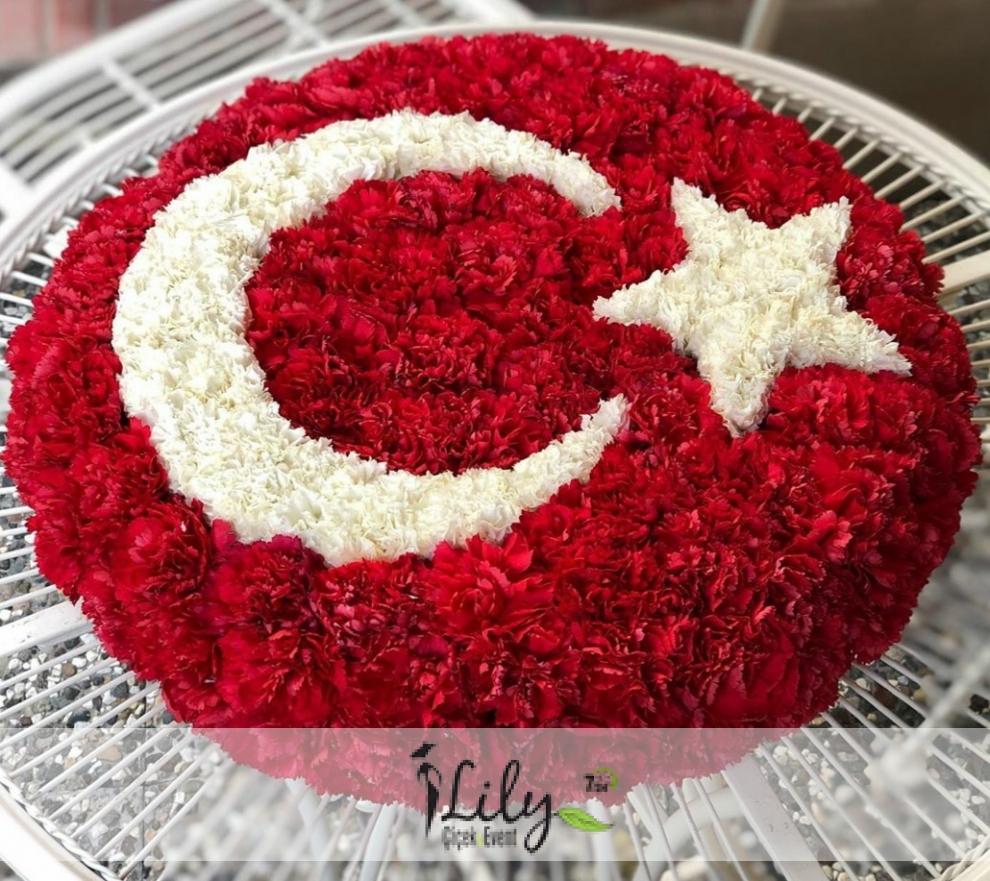 türk bayragı pano