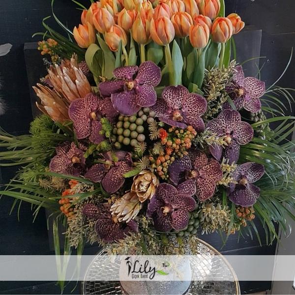 vip orkideler ve laleler