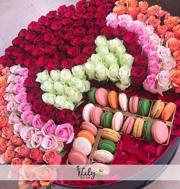 lily vip gül tasarımı
