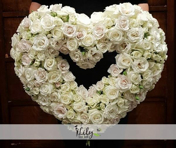 beyaz güllerden klp korbey
