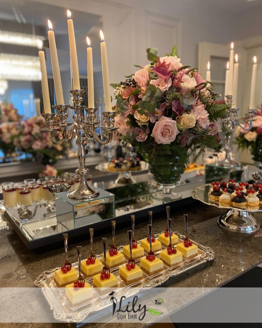 Lily Çiçek&Organizasyon&Event,